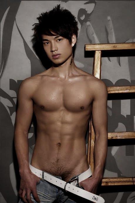 голые японские парни фото